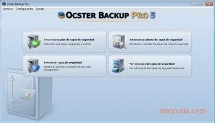 Ocster Backup imagem 1 Thumbnail