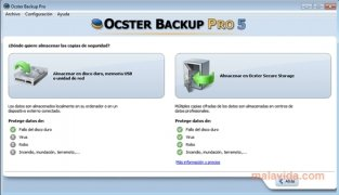 Ocster Backup immagine 2 Thumbnail