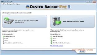 Ocster Backup imagem 2 Thumbnail