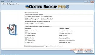 Ocster Backup immagine 3 Thumbnail