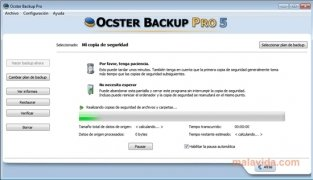 Ocster Backup immagine 4 Thumbnail