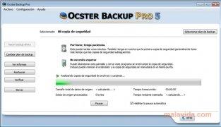Ocster Backup imagem 4 Thumbnail