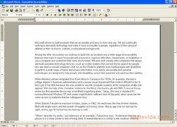 Office 2000 SP2 imagen 1 Thumbnail
