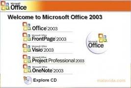 Office 2003 SP3 image 2 Thumbnail