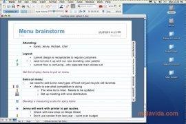 Office 2004 SP2 imagem 2 Thumbnail
