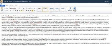 Office 365 imagen 3 Thumbnail