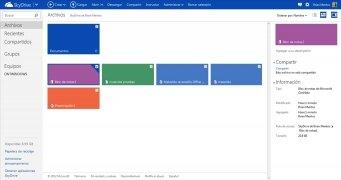 Office Web Apps imagem 1 Thumbnail