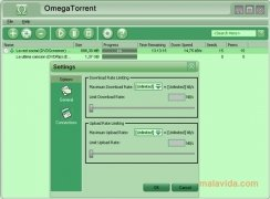 Omega Torrent image 3 Thumbnail