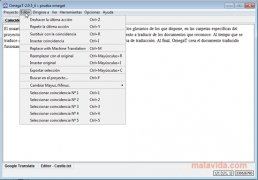 OmegaT image 3 Thumbnail