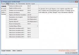 OmegaT imagem 3 Thumbnail