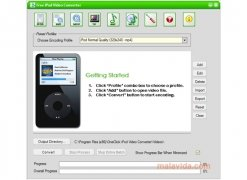 OneClick iPod Video Converter image 1 Thumbnail