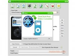OneClick iPod Video Converter image 5 Thumbnail