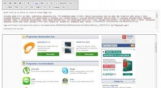 Online HTML Editor imagem 2 Thumbnail