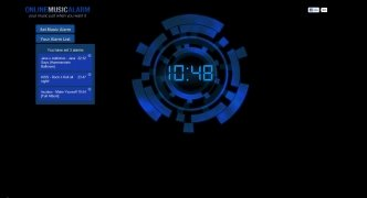 Online Music Alarm imagem 4 Thumbnail