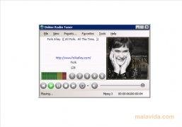 Online Radio Tuner imagen 1 Thumbnail