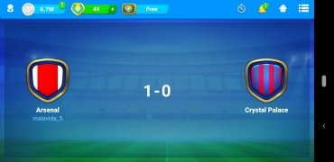 Online Soccer Manager (OSM) image 8 Thumbnail