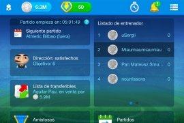 Online Soccer Manager (OSM) bild 2 Thumbnail