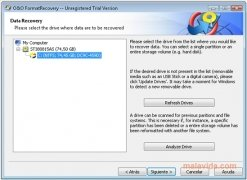 O&O FormatRecovery image 3 Thumbnail
