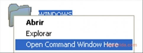 Open Command Window Here imagen 3 Thumbnail