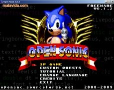 Open Sonic Изображение 5 Thumbnail