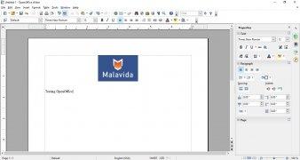 Apache OpenOffice Изображение 1 Thumbnail
