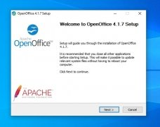Apache OpenOffice imagen 7 Thumbnail