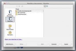 Apache OpenOffice imagen 5 Thumbnail
