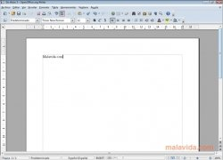 OpenOffice Portable bild 1 Thumbnail