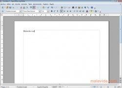OpenOffice Portable Изображение 1 Thumbnail