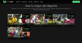 Opensport imagen 4 Thumbnail