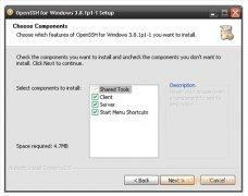 OpenSSH imagen 4 Thumbnail