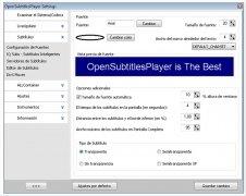 OpenSubtitlesPlayer Изображение 4 Thumbnail