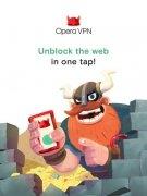 Opera VPN imagen 1 Thumbnail