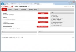 Oracle  DataBase 11g Release 2 imagen 1