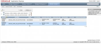 Oracle Application Express imagen 5 Thumbnail
