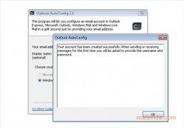 Outlook AutoConfig imagem 3 Thumbnail