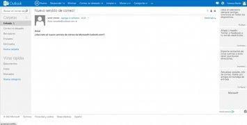 Outlook.com imagen 3 Thumbnail