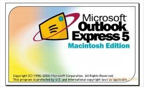 Outlook Express imagem 2 Thumbnail