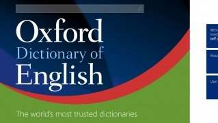 Oxford Dictionary of English Изображение 1 Thumbnail