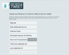 Pay with a Tweet bild 2 Thumbnail