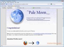 Pale Moon imagen 1 Thumbnail