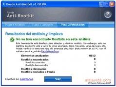 Panda Anti-Rootkit Изображение 1 Thumbnail