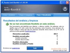 Panda Anti-Rootkit immagine 1 Thumbnail
