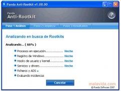 Panda Anti-Rootkit imagem 2 Thumbnail