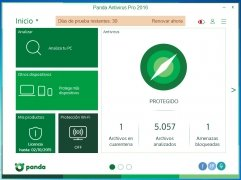 Panda Antivirus  Pro 2016 16.0.1 Español imagen 1