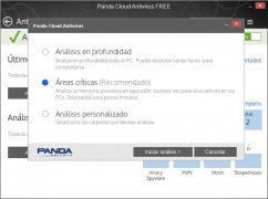 Panda Cloud Antivirus image 5 Thumbnail