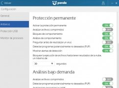 Panda Free Antivirus imagem 11 Thumbnail