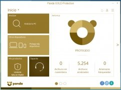 Panda Gold Protection bild 1 Thumbnail