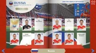 Panini Sticker Album immagine 4 Thumbnail