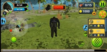 Panther Family Sim Online imagen 2 Thumbnail